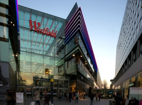 Westfield Shopping Centre Project